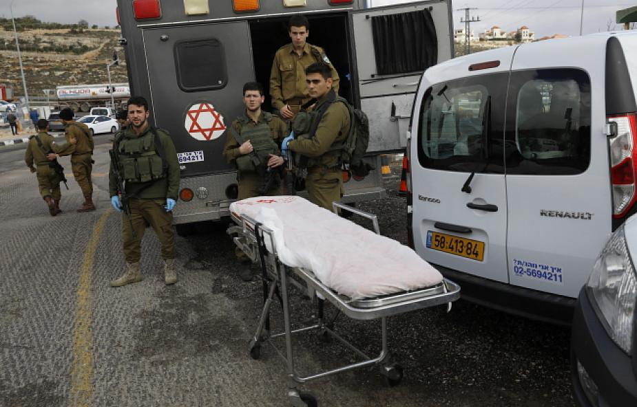 Dwóch izraelskich żołnierzy zastrzelonych na Zachodnim Brzegu