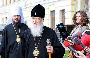 Ukraina: ilu biskupów Patriarchatu Moskiewskiego weźmie udział w soborze zjednoczeniowym?