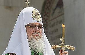 Patriarcha apeluje do papieża i polityków ws. Cerkwi na Ukrainie
