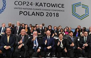 MŚ: Pakiet Katowicki to sukces - tworzy reguły globalnej polityki klimatycznej
