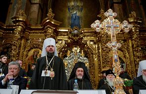 Ukraina: prezydent ogłosił powstanie niezależnego lokalnego Kościoła prawosławnego