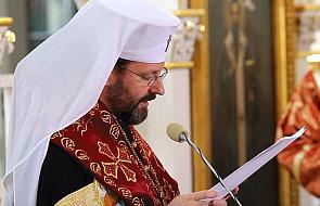 Abp Szewczuk: historyczny moment dla chrześcijan Ukrainy