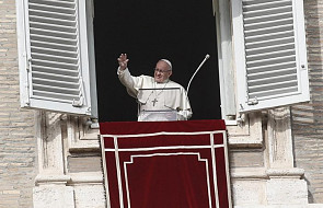 Franciszek: liturgia dzisiejszej niedzieli zaprasza nas do radości [DOKUMENTACJA]