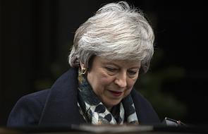 Premier May: głosowanie ws. umowy wyjścia z UE w styczniu