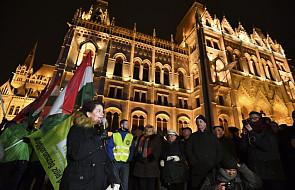 Węgry: Z budynku telewizji siłą wyprowadzono dwoje opozycyjnych polityków