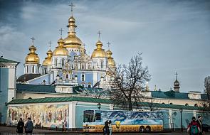 Ukraina: sobór św. Michała Archanioła w Kijowie katedrą nowego Kościoła