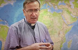 Bp Bertin: przyjazd papieża na międzyreligijną konferencję w Abu Zabi jest znakiem wielkiej nadziei