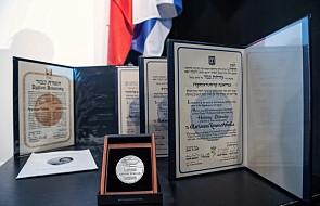 """Lublin: sześć osób uhonorowanych za ratowanie Żydów w czasie wojny tytułem """"Sprawiedliwy wśród Narodów Świata"""""""