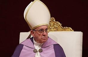 USA: papież przyjął dymisję biskupa oskarżonego o molestowanie małoletnich