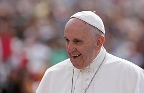 Papież przekazał świąteczne prezenty rzymskim szpitalom