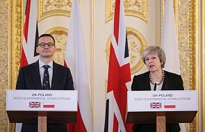 May: podzielamy to samo zobowiązanie i troskę o przyszłość Europy