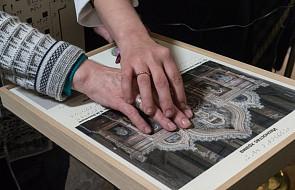 Nowy portal udostępnia osobom niewidomym dzieła malarstwa, rzeźby i architektury