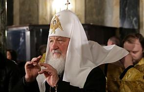 Rosja: patriarcha Cyryl apeluje o nieuznawanie nowego Kościoła na Ukrainie i nienawiązywanie z nim współpracy
