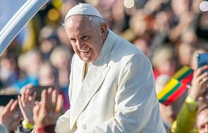 Papież Franciszek przekazał nowe ambulatorium dla osób bezdomnych