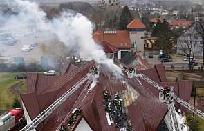 Archidiecezja łódzka: pożar kościoła w Nowosolnej