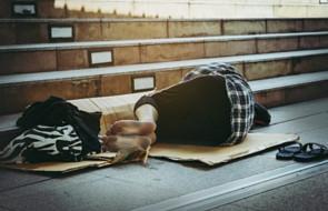 Wielka Brytania: prawie 600 bezdomnych zamarzło na ulicy w ubiegłym roku
