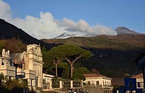 Włochy: kolejny wstrząs w pobliżu Etny na Sycylii. Cztery osoby ranne, uszkodzone budynki