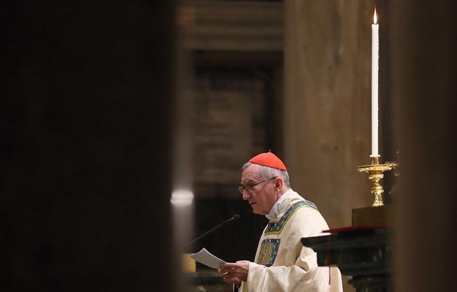 Kard. Parolin do chrześcijan w Iraku: dziękujemy za wasze świadectwo; pozostańcie niezłomni w wierze i miłości