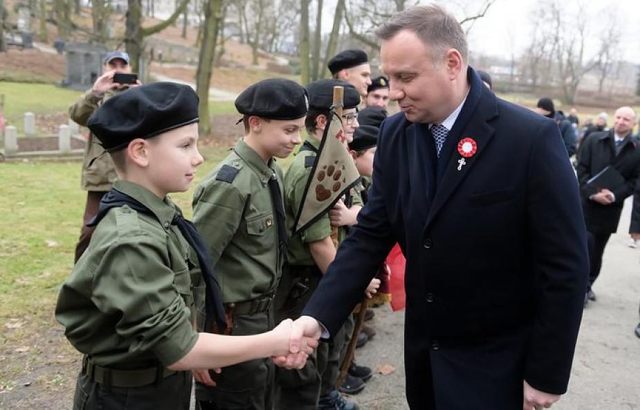 Prezydent: to dzięki powstańcom wielkopolskim II RP odzyskała w 1918 r. Wielkopolskę