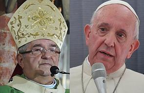 Papież Franciszek swoje, arcybiskup Głódź swoje
