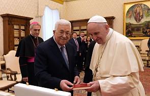 Watykan: status Jerozolimy tematem rozmowy papieża Franciszka z Mahmudem Abbasem, przywódcą Autonomii Palestyńskiej