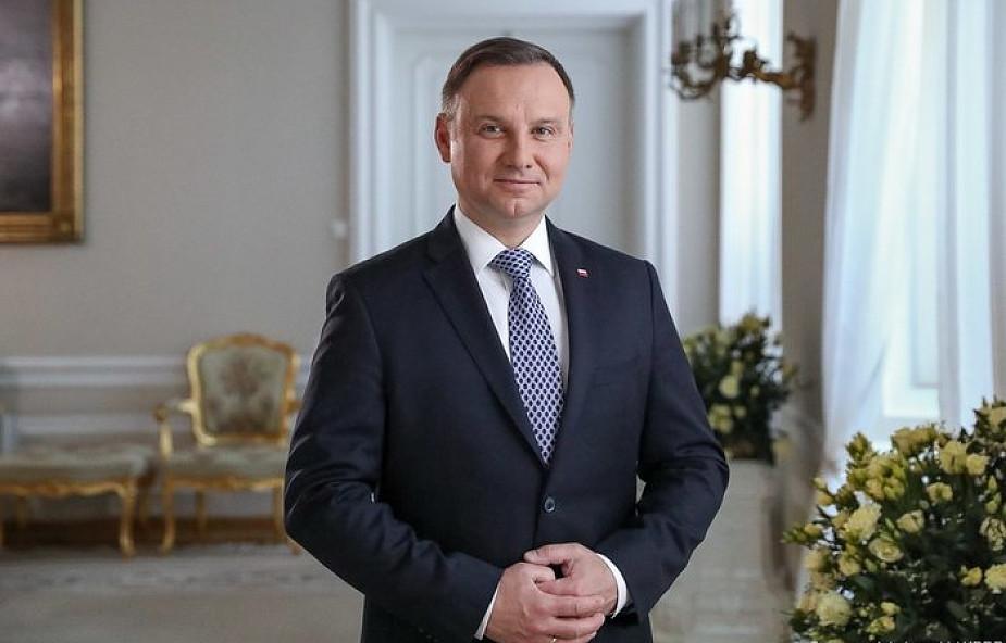 Prezydent podsumowuje rok: sukcesem redukcja biedy wśród dzieci