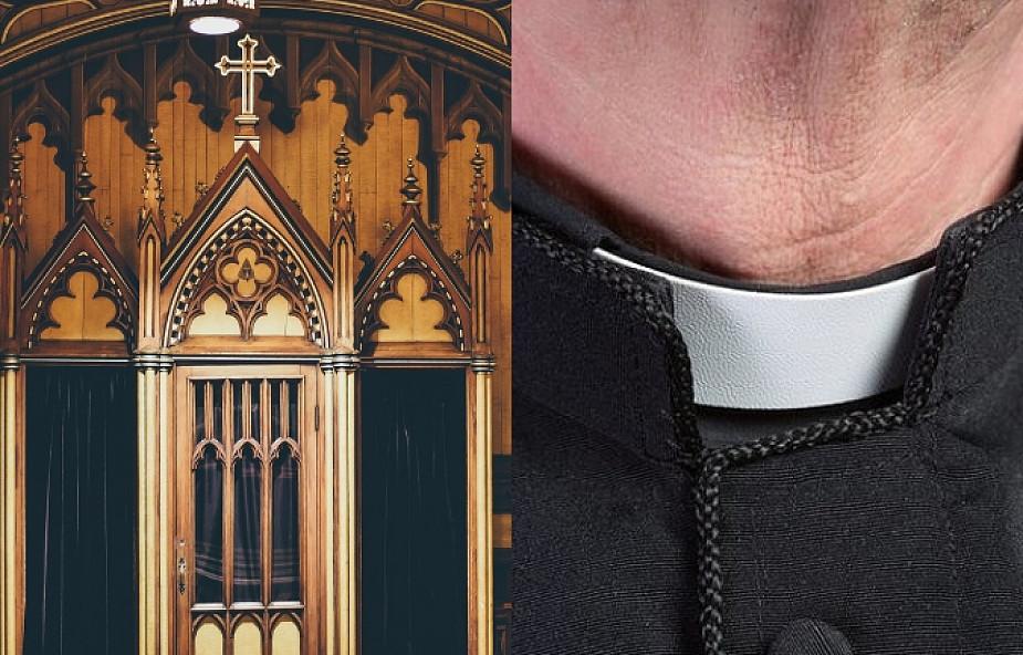 Usunięty kardynał miał dopuszczać się nadużyć seksualnych na małoletnim chłopcu podczas spowiedzi