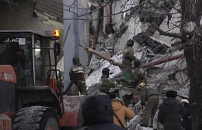Rosja: już siedem ofiar wybuchu gazu w Magnitogorsku
