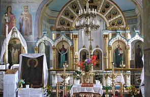 Cerkiewne święto Ofiarowania NMP - prawosławni mogą już śpiewać kolędy