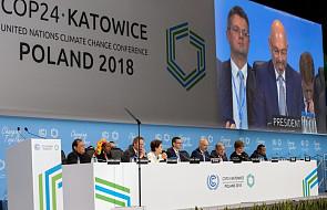 COP24: uczestnicy szczytu przyjęli deklarację o sprawiedliwej transformacji