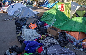 """Kardynał z Hondurasu: ubóstwo i przemoc przyczynami """"karawany migrantów"""""""