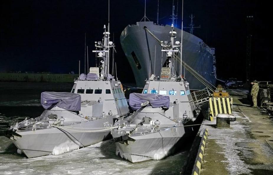 Rosja: kilkudziesięciu adwokatów chce bronić ukraińskich marynarzy