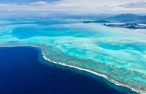 Trzęsienie ziemi na Południowym Pacyfiku, w pobliżu Nowej Kaledonii