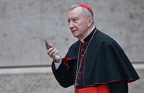 Kardynał Parolin: szkoda, że Włochy nie podpiszą paktu w sprawie migracji