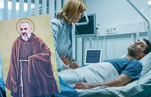 Zapadł w śpiączkę. Lekarze dawali mu kilka godzin życia. Wtedy pojawił się Ojciec Pio