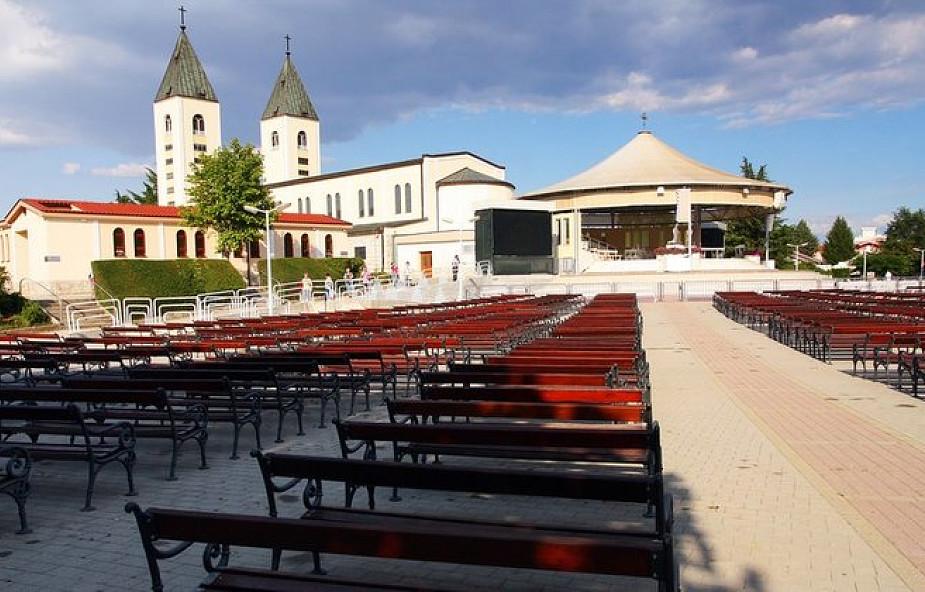 Medjugorie: powstaje nowa kaplica adoracji Najświętszego Sakramentu. Autorem Polak