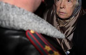 Rosja: zmarła obrończyni praw człowieka Ludmiła Aleksiejewa