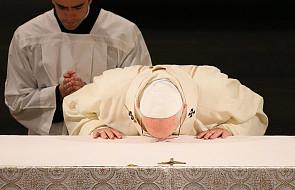 Franciszek: myślenie o śmierci ratuje od iluzji bycia panami czasu