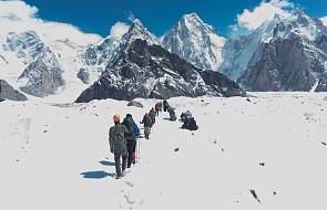 Narodowa wyprawa na K2 - Wielicki: wybraliśmy drogę na szczyt przez Żebro Abruzzów