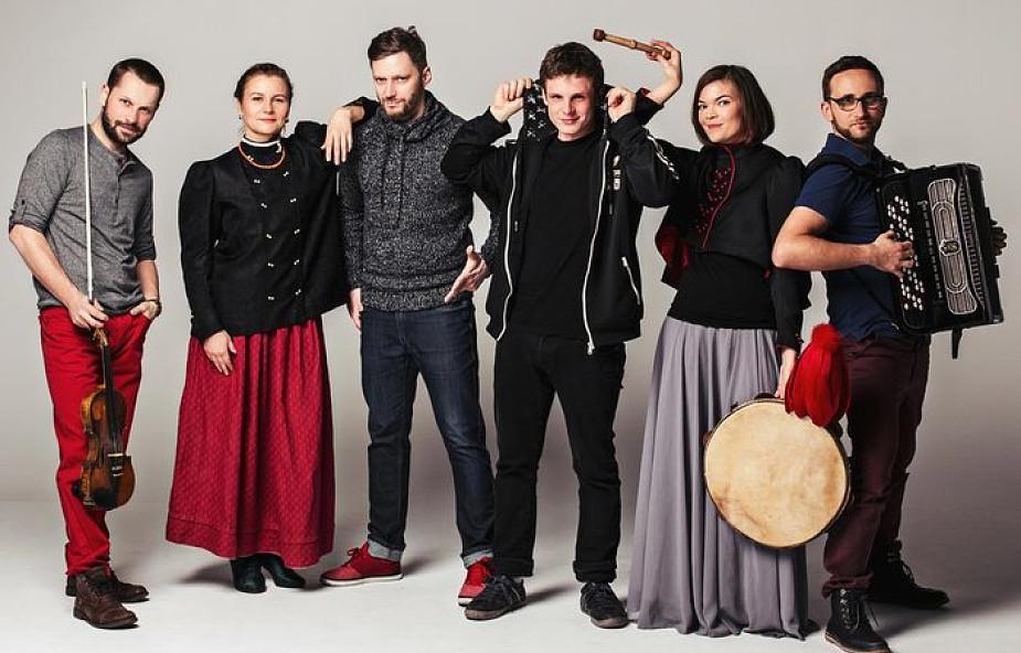 Polski zespół folkowy zagrzeje olimpijczyków do walki. Pojedzie tam na zaproszenie władz Korei