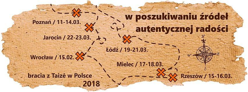 Bracia z Taizé przyjeżdżają do Polski. Zobacz, gdzie i kiedy możesz się z nimi spotkać [WIDEO] - zdjęcie w treści artykułu