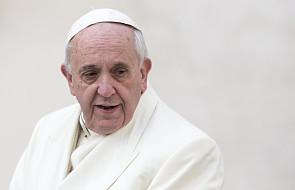 """Papież: te dziewczęta są wykorzystywane jak niewolnice. """"Muszą płacić, płacić bardzo dużo"""""""