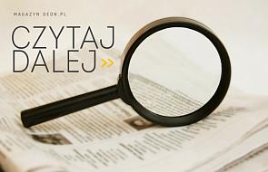 """Pierwszy numer """"Czytaj Dalej. Magazyn DEON.pl"""""""