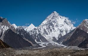 Wyprawa na K2 - Denis Urubko osiągnął wysokość 6500 m
