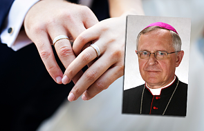 Chcieli się rozwieść. Kiedy biskup o tym usłyszał, zrobił coś niesamowitego