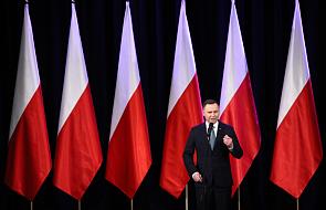 Prezydent Duda: liczę, że dobre relacje z Litwą poprawią sytuację Polaków