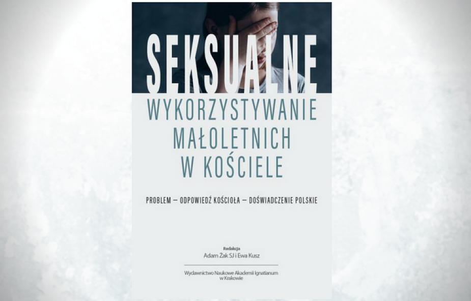 Nowa książka o problemie seksualnego wykorzystywanie małoletnich w Kościele