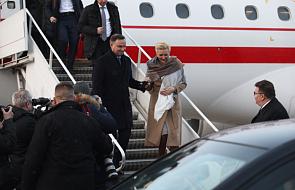 Prezydent Andrzej Duda rozpoczął trzydniową wizytę na Litwie
