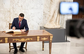 Kopcińska: premier będzie rozmawiał z Merkel nt. reparacji, jeśli temat będzie wywołany