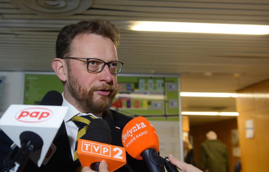 Szumowski: w marcu ruszy ogólnopolska debata o zdrowiu